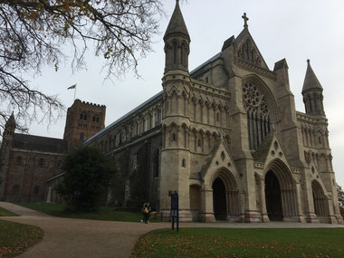 St Albans cathedral, easter holidays, easter activity trail, family discovery morning, easter activity, St Albans