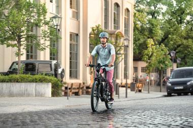 Bosch e-Bike ABS sorgt für mehr Sicherheit