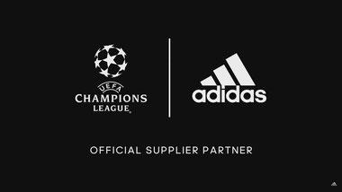 Beispiel einer Endcard des YouTube-Kanals Adidas Football.