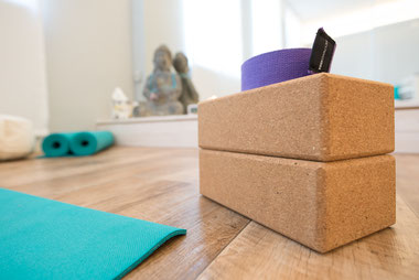 Yoga-Hilfmittel