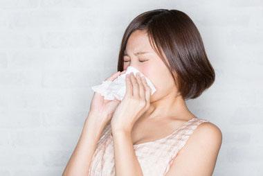 アレルギーイメージ画像
