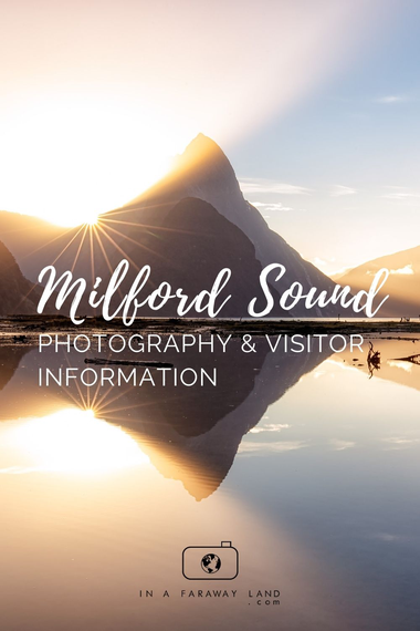Milford Sound in 8 beautiful photos + 8 interesting facts and tips for visiting