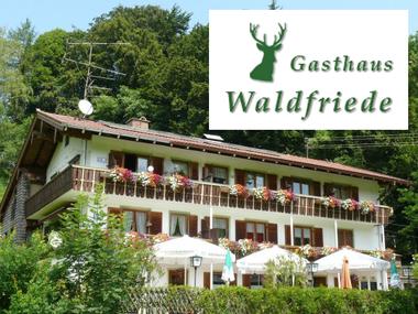 Gasthaus Waldfriede in Anger