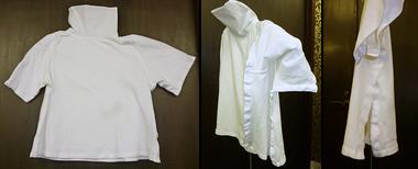 介護用Tシャツ(宮城県の施設との共同開発)