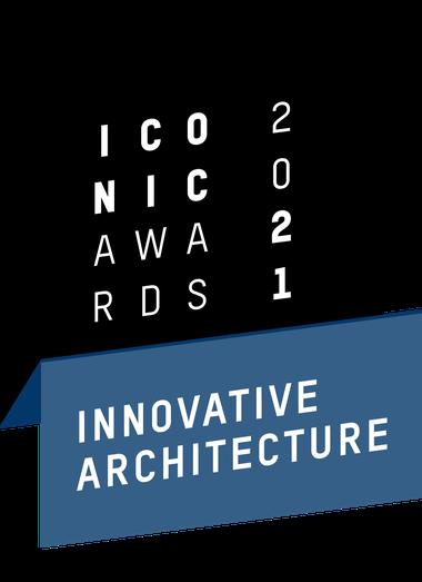 Einhorn Werke gewinnt Iconic Award 2021 mit fugenloser Wand- und Bodengestaltung