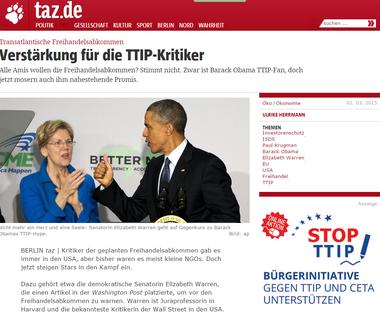 Link zu taz.de