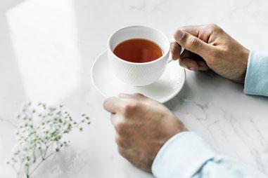 Auch Pausen und Gespräche gehören zum Alltag. Man kann alleine sein und die Stille genießen, man muss aber nicht...