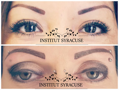 maquillage permanent sourcils remplissage montpellier lattes perols