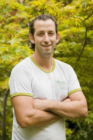 Portrait Antonio Weber