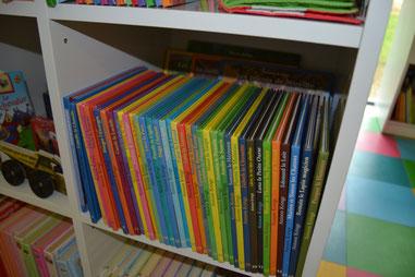 livres les petites bêtes locatroc family