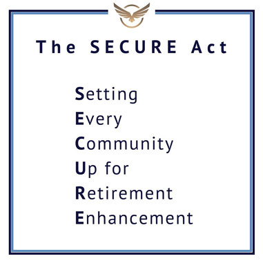 What does the SECURE Act stand for?