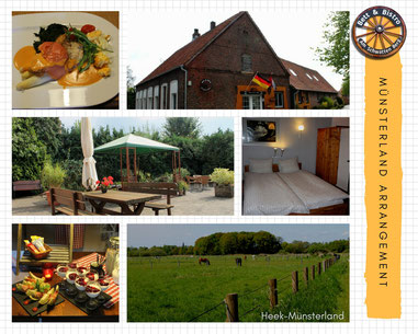 Bed and Breakfast in Heek-Münsterland