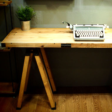 ソーホースブラケットで机を作る 画像1