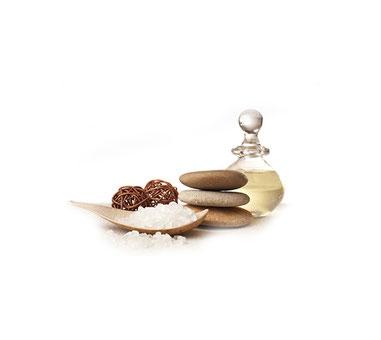 Massage, Pflanzenöle, Gutschein