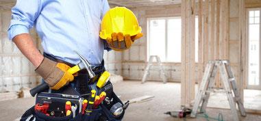Wir sanieren / renovieren Ihr Haus im Handumdrehen!