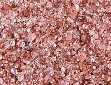 Granatsand, Sand, Indien, Australien, USA, Granatgestein, Strahlmittel, Strahlsand, Sandstrahlen