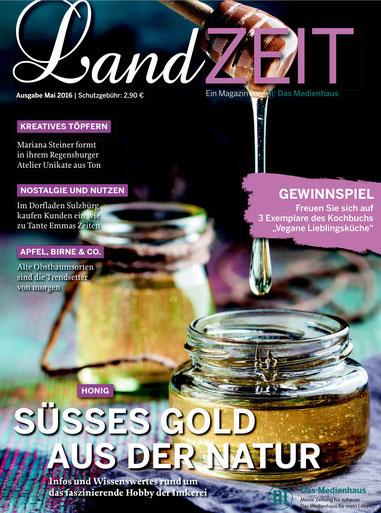 Landzeit, Mittelbayerische Zeitung, Zum Ölbaron, Olivenöl Bio,