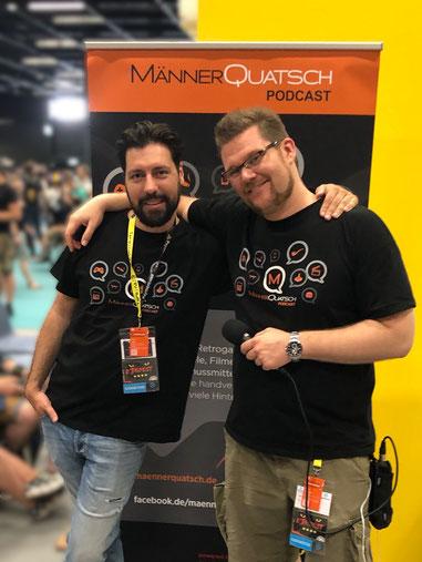 Team Männerquatsch, Björn Baranski, Maik Adler, Männerquatsch Podcast, Videospiele , Retrospiele, Filme und Serien, Gadgets und Technik News