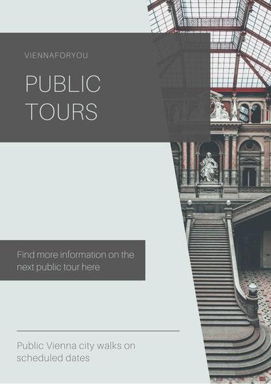 viennaforyou public tours