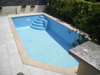 piscine kachou après les travaux