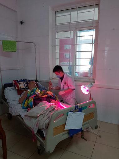 Hong im Hospital