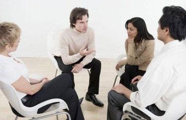 Gesprächsgruppe Selbsterfahrungsgruppe