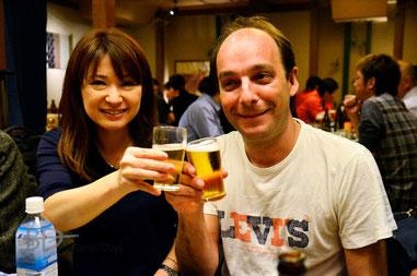 with 林奈美子(JPBF)