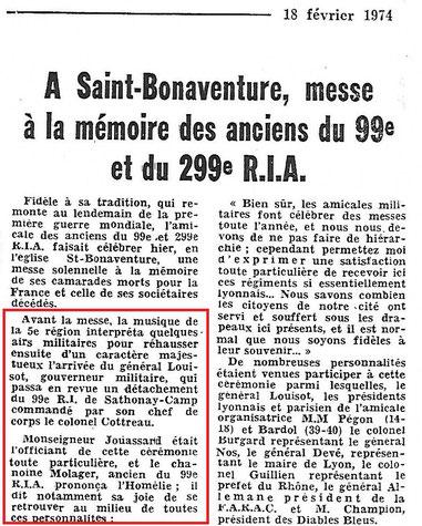 """Article paru dans """"La Dernière Heure"""""""