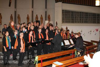 """Konzert mit """"Spiritual Soundwave"""" in Geistenbeck"""