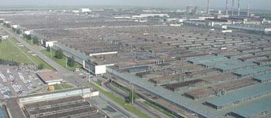 usine Togliatti Russie AVTOVAZ