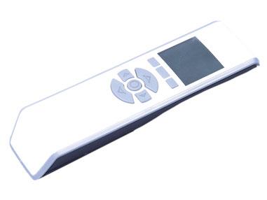 may Schattello sonnenschirm mit Motorbedienung per FUNK-Sender