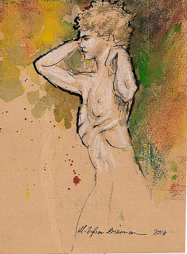 Bild Junger Mann im Profi lin Tanzpose