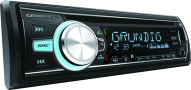 AL-CAR GRUNDIG GE-132 CD