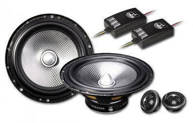 AL-CAR EASISOUND K6.1 Lautsprechersystem für FIAT Ducato