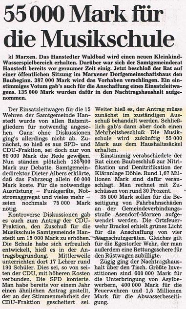 Winsener Anzeiger 16.03.1991