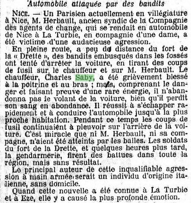 Le GAULOIS 1909/09/16 (Numéro 11660)