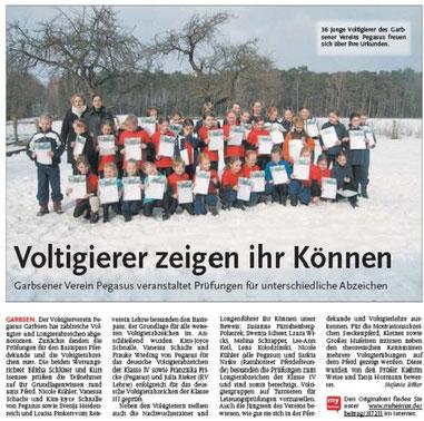 Leine-Zeitung 03.03.2010