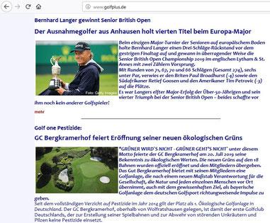 Golfplus Online 24.07.2019