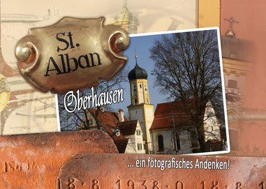 artblow - GEORG HIEBER - Kirche St. Alban Oberhausen - Weißenhorn - Pfarrgemeinde