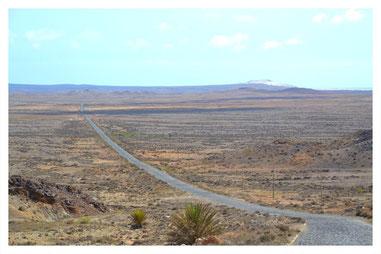 Route 66 auf Boa Vista auf der Süd Osten Boa Vista Tour mit Boa Vista Tours