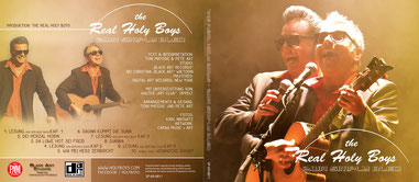 "Aktuellste CD  ""Zwa Simply Bled"" der ""Real Holy Boys"" April 2017"