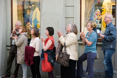 Fensterkonzert. Foto(c)Anette friedel