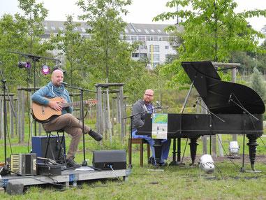 VILLA Open Stage Klavier Konzert Leipzig Tastentage