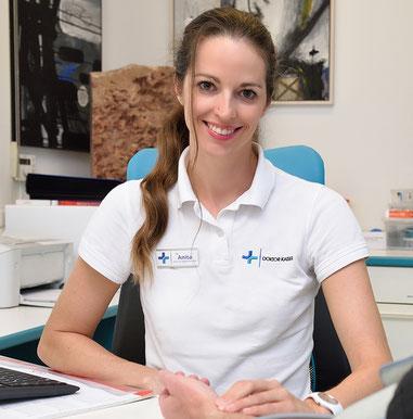 Anita Kaiser, Allgemeinmedizinerin