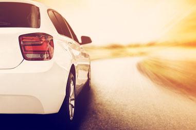 BMW als Fahrschulauto