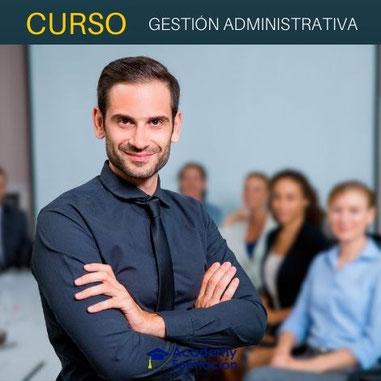 curso de gestión administrativa