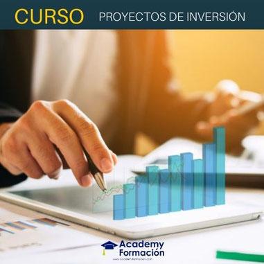 curso de proyectos de inversión