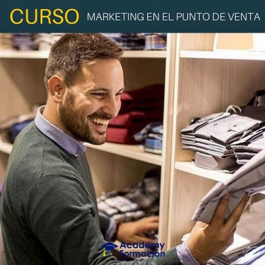 curso de marketing en el punto de venta