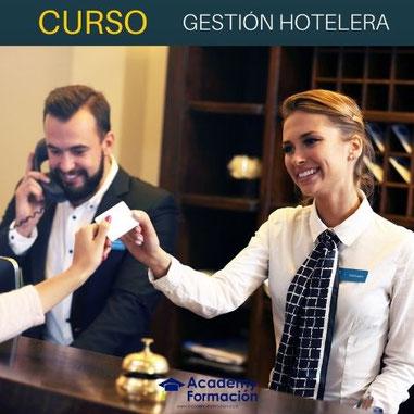 curso de gestión hotelera