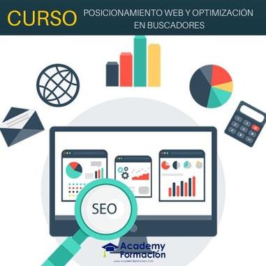 CURSO DE POSICIONAMIENTO WEB